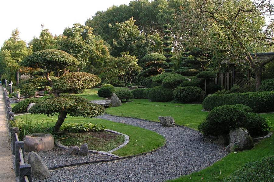 Japanischer Garten - Tolle Ideen zum selbstgestalten!
