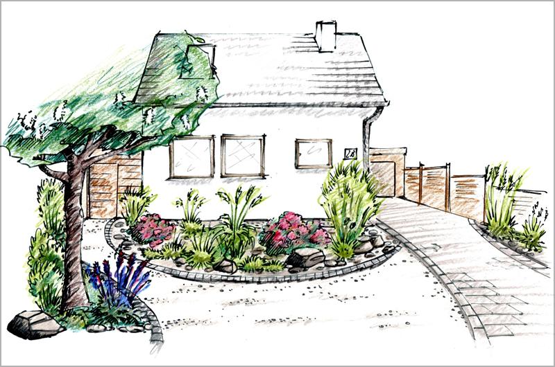 Individuelle gartenplanung mit professioneller hilfe for Gartenplanung ideen